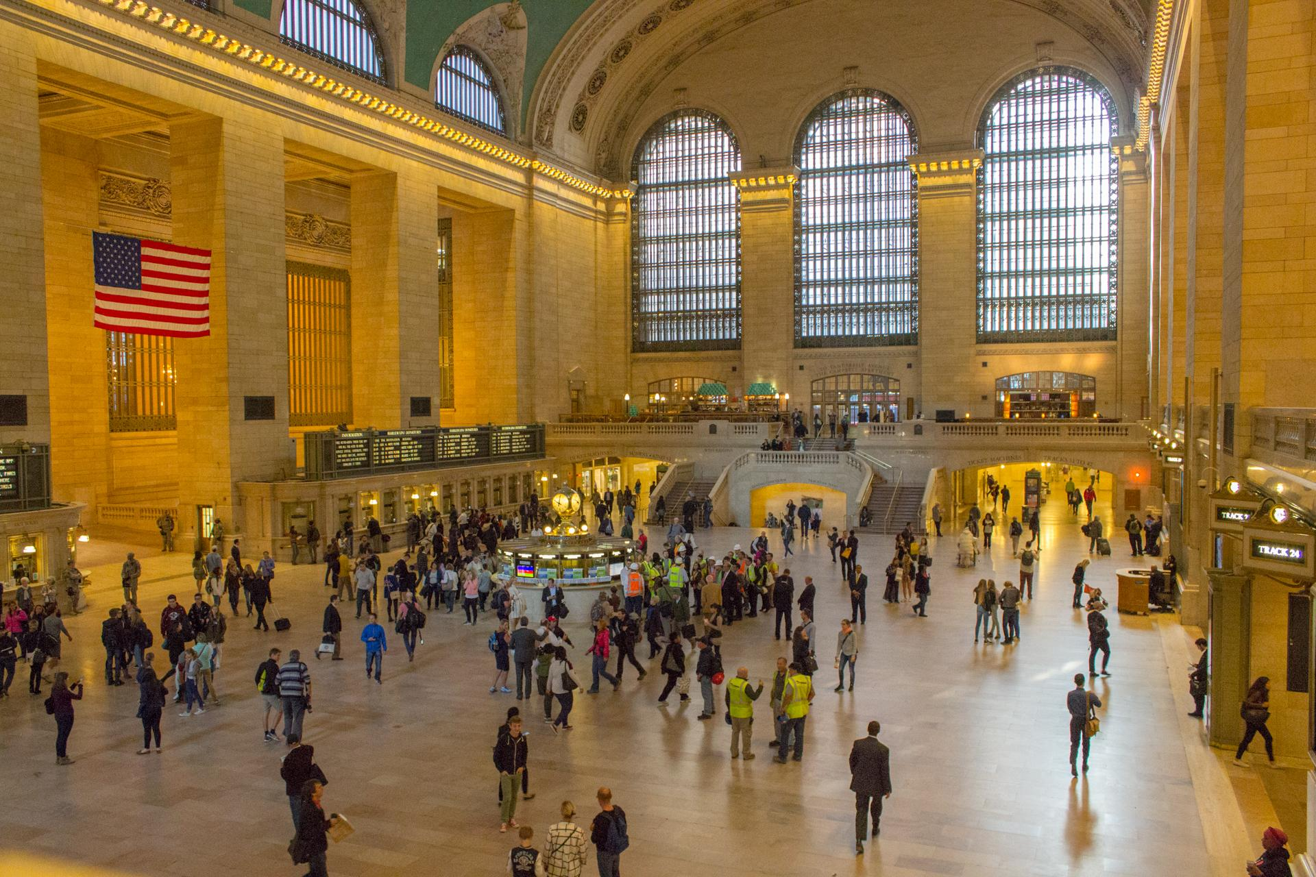 NYCool_Blog_5 CURIOSIDADES SOBRE A GRAND CENTRAL STATION