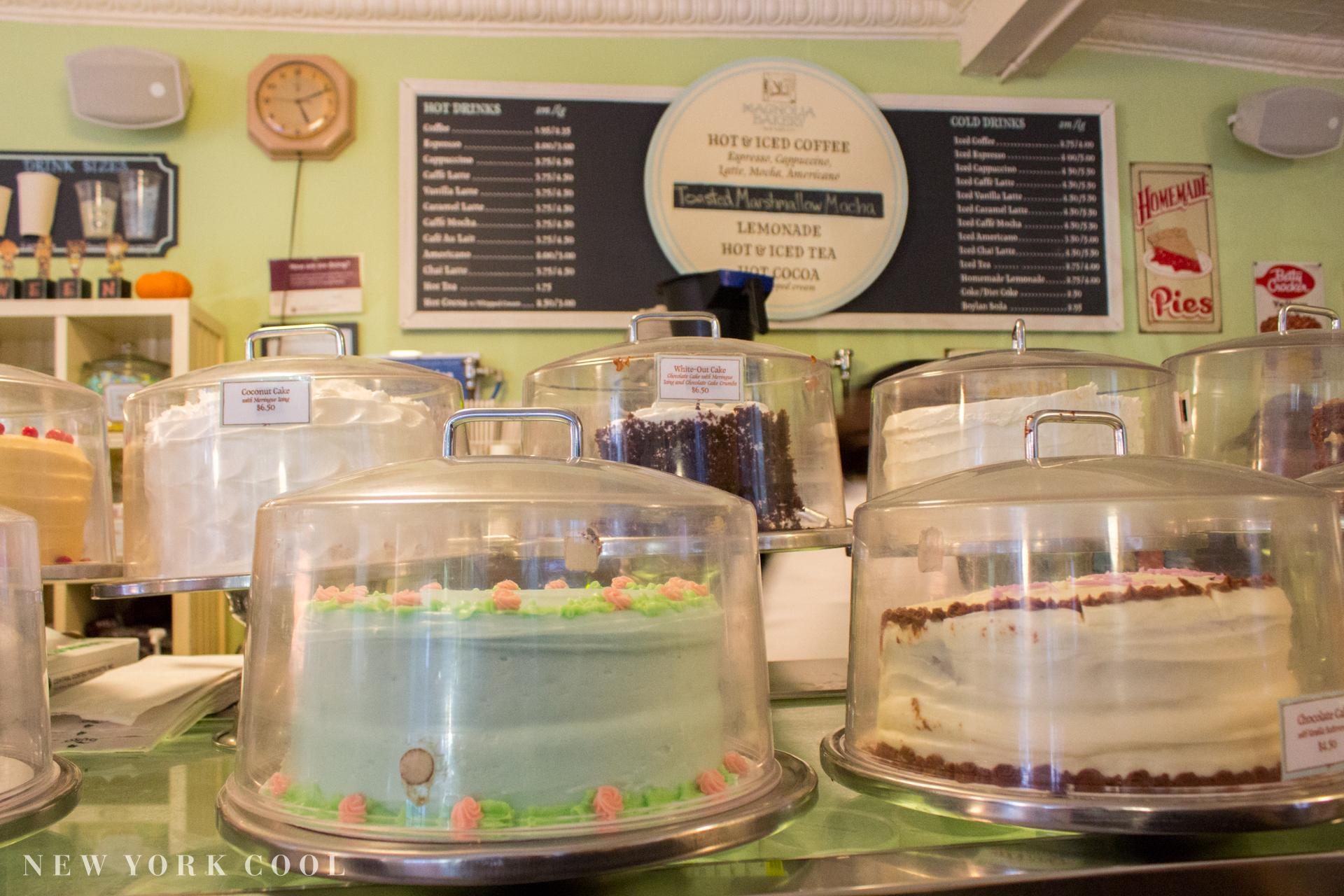 Contact  Magnolia Bakery. Magnolia Bakery   New York Cool