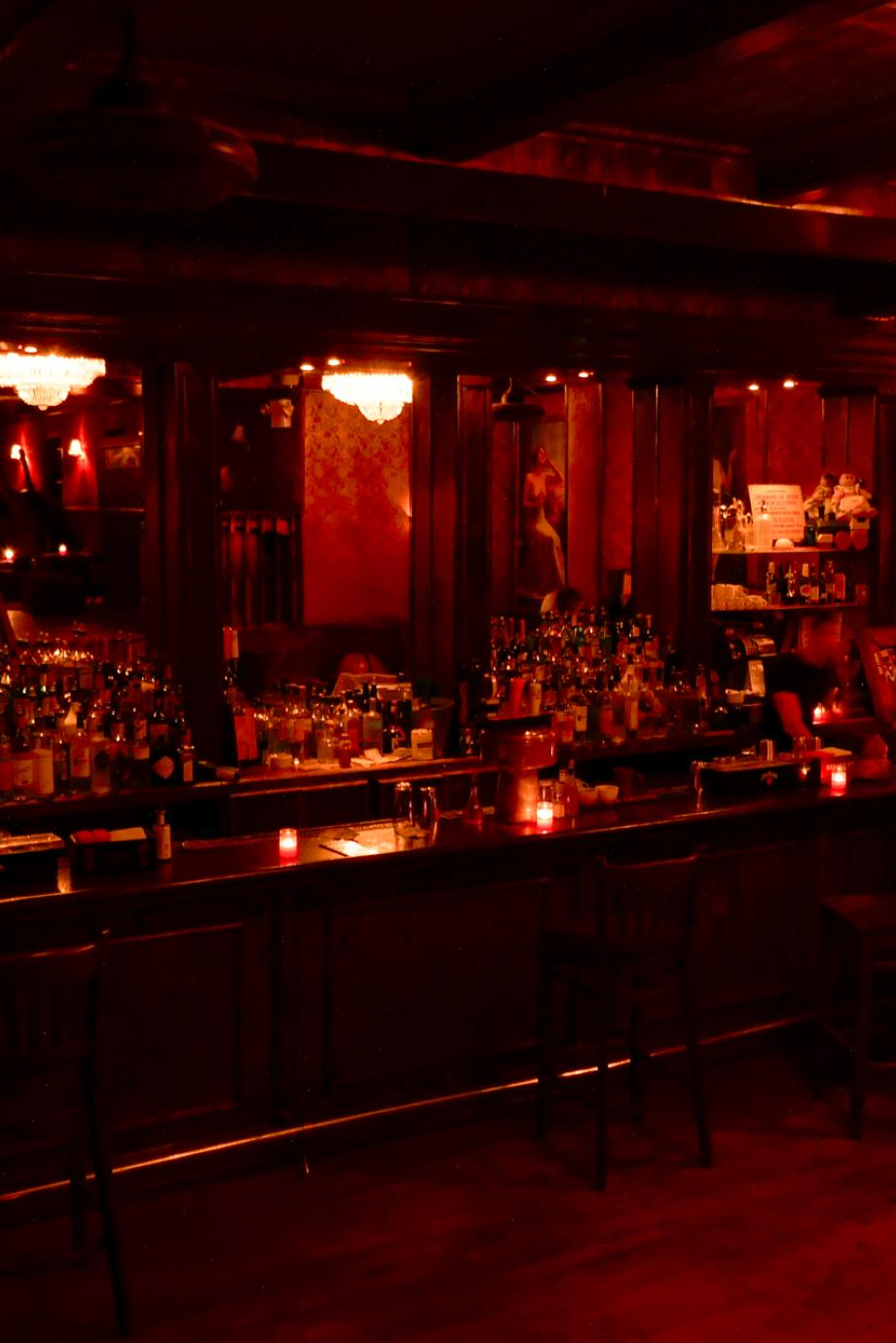 new york cool_go Out_the back room